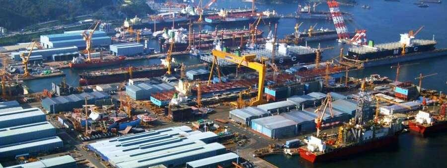 DSME Werft