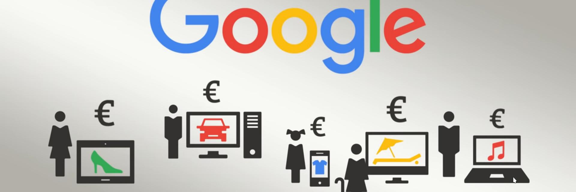 google geld und daten