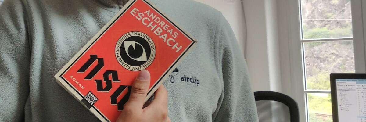 Buch NSA