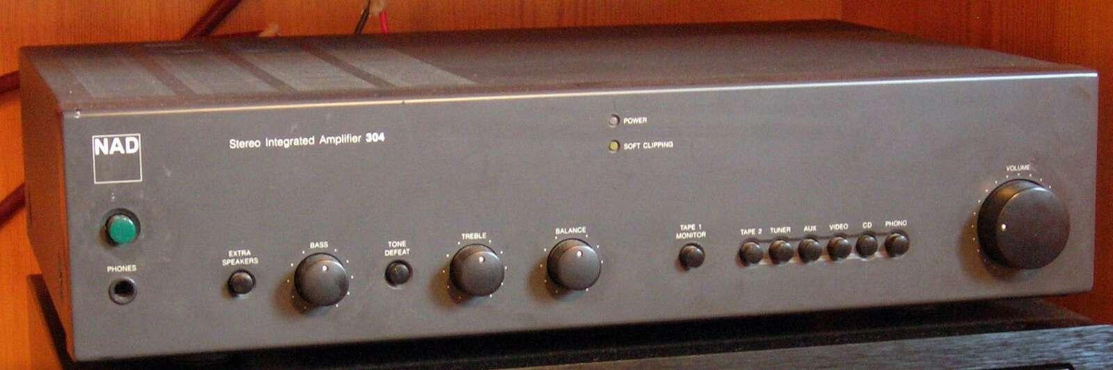 Audioverstärker
